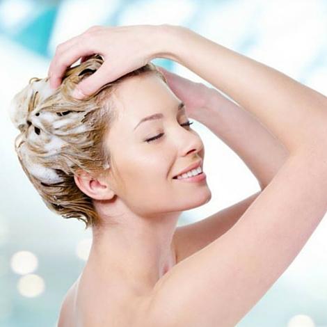 lavar cabello