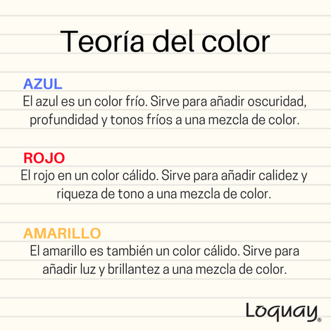 teoría de color