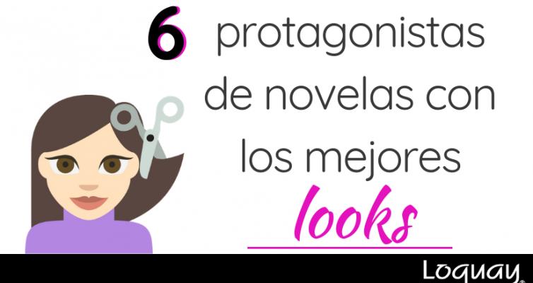 6 protagonistas de novelas