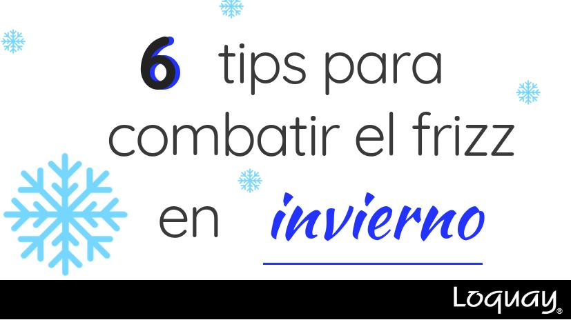 6 tips para combatir frizz en invierno