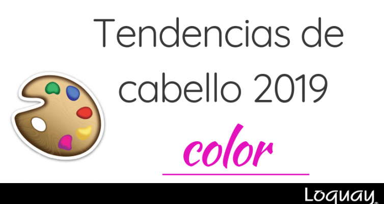tendencias cabello 2019 color