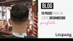 10 pasos para un corte desvanecido perfecto
