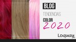 Tendencias de color 2020