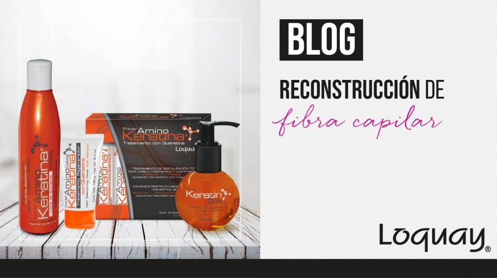 Reconstrucción de Fibra Capilar