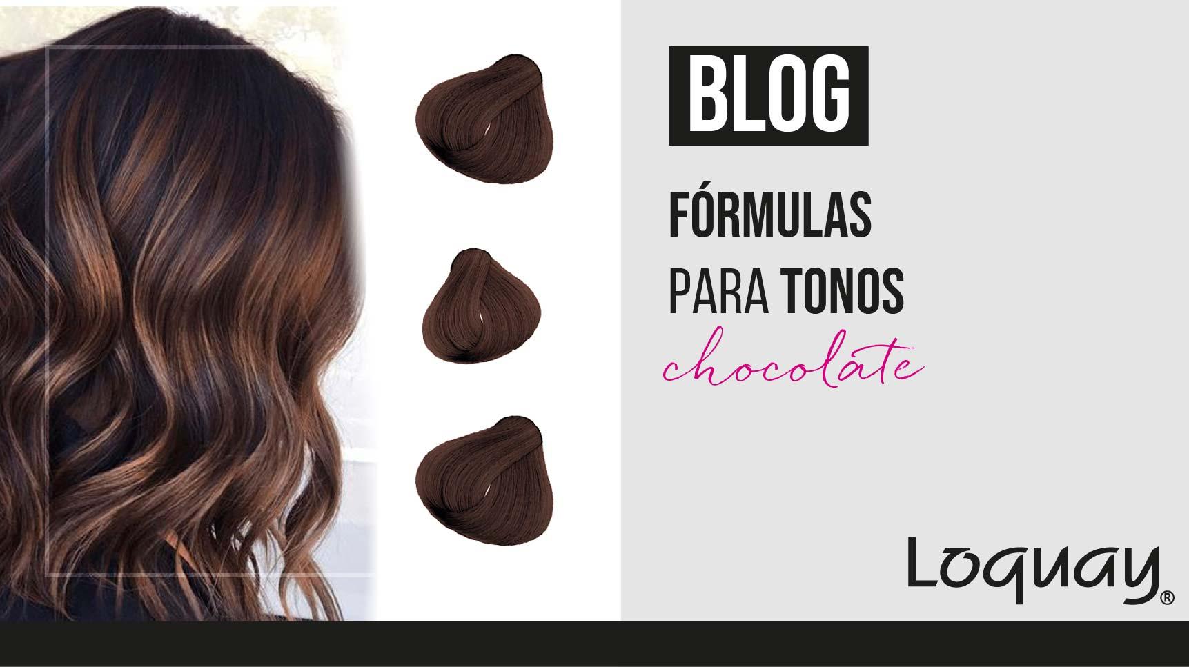 formulas chocolate
