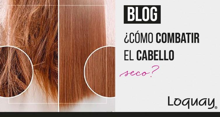 combatir el cabello seco