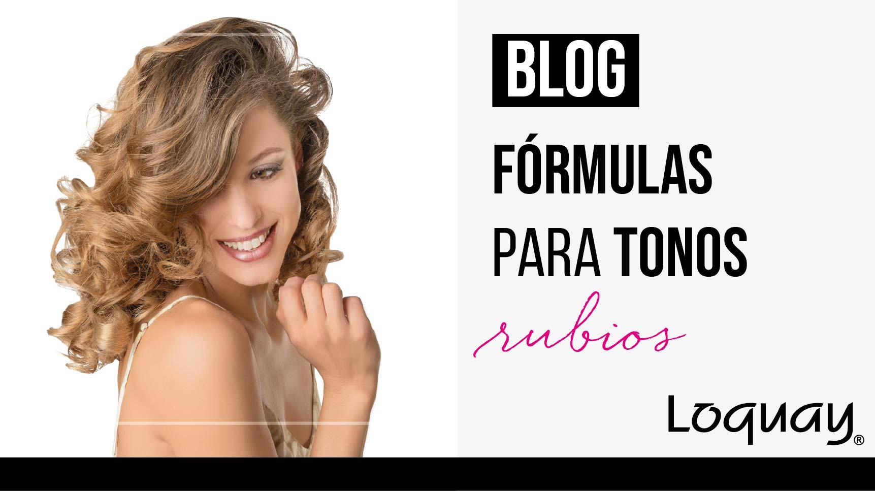 Formulas Rubios
