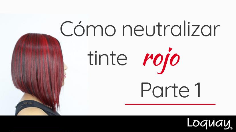 que es neutralizar el cabello